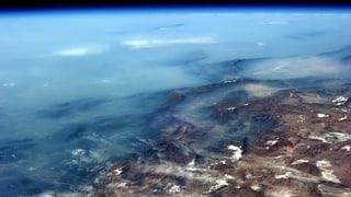 ISS-Astronaut begeistert mit galaktischen Tweets