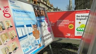 Berner Kantonsparlament: BDP verliert, GLP und SVP gewinnen