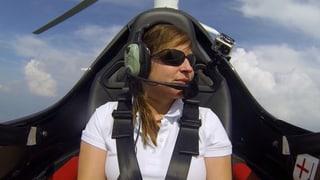 Video «Brieftauben, Frauen in Männerdomänen: Die Physikerin, Gyrocopter» abspielen
