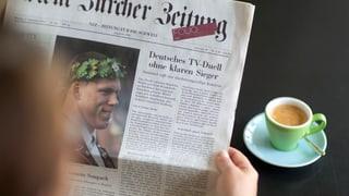 Schweizer Medienmarkt schrumpft weiter