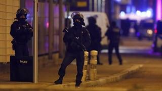 Mutmasslicher Attentäter von Strassburg erschossen
