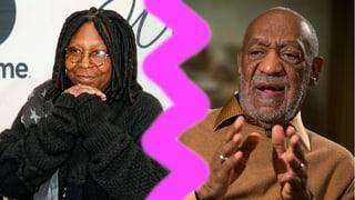 Auch Whoopi Goldberg wendet sich von Bill Cosby ab