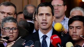 Parlament da l'UE reconuscha Guaidó