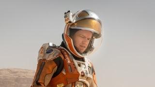 Matt Damon ist wieder verloren gegangen – diesmal auf dem Mars