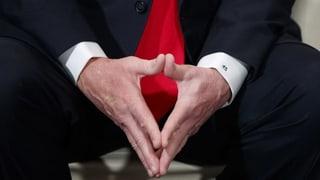 Davos – Trumps gemütlichste Bühne