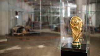 Halbzeit beim Bau des künftigen Fifa-Museums in Zürich