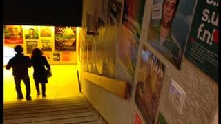 Wenn sich Solothurn von der Barock- in die Filmstadt verwandelt