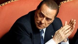 Berlusconi auch im Berufungsprozess verurteilt