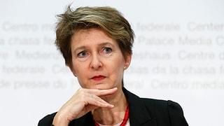 «Das Nötigste entschieden»: Bundesrat lehnt Rasa ab