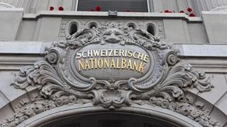 Nationalbank rechnet mit Milliardenverlust