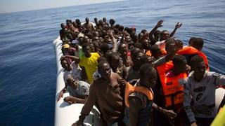 «Es braucht ernsthafte Abkommen mit den Herkunftsländern»