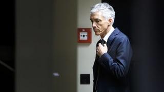 Bundesanwalt Lauber aus Fifa-Verfahren ausgeschlossen