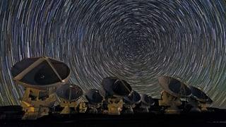 Das Ballett der Teleskope