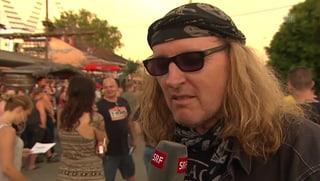 Chris von Rohr: single, happy & Rock'n'Roll