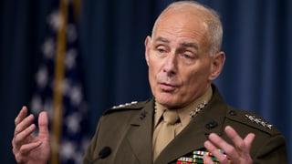Ex-General wird Minister für Innere Sicherheit