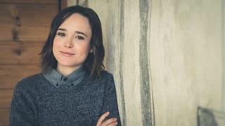 Ellen Page: «Ich spreche gerne darüber, lesbisch zu sein»
