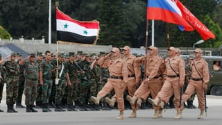 Putin ordnet Teilabzug von russischer Armee aus Syrien an