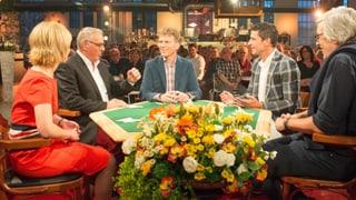 Video ««Kilchspergers Jass-Show» aus der Konzepthalle 6 in Thun» abspielen