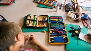Obwalden plant Betreuungsangebote für Schulkinder