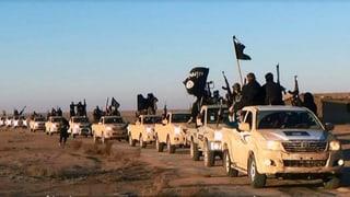 Isis-Kämpfer rücken auf Bagdad vor