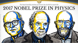 US-Physiker für Nachweis von Gravitationswellen geehrt