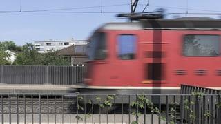 Vibrationen durch Züge bereiten schlaflose Nächte