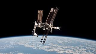 Defekt auf der ISS
