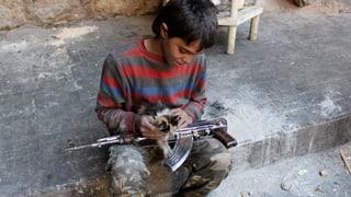 Syriens blutiger Arabischer Frühling