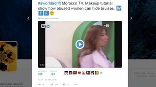 Schminktipps in marokkanischem TV lösen grosse Empörung aus