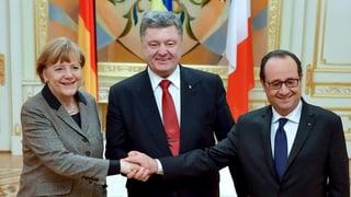 Ukraine-Krieg: «Chancen auf Durchbruch sind gering»