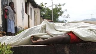 Dutzende Todesopfer bei neuer Gewaltwelle in Burundi