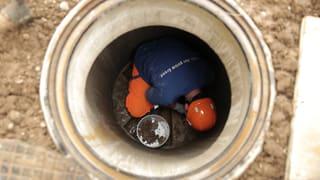 Video «Berufsbild: Entwässerungspraktiker EBA» abspielen