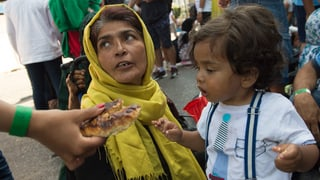 Tausende Flüchtlinge in Deutschland – wie weiter?