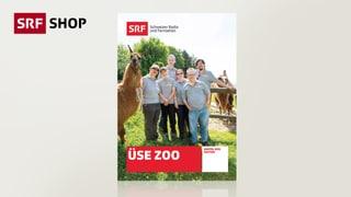 SRF Shop «Üse Zoo» und «Üsi Badi» auf DVD