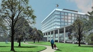 Neubau Bürgerspital Solothurn ist lanciert