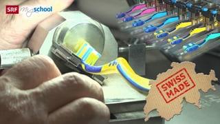 Video «Swiss Made: Trisa Zahnbürsten (5/5)» abspielen