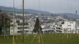 Seit 2014 werden zu grosse Bauzonen zurückgezont