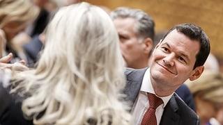 Genfer FDP-Basis spricht Maudet Vertrauen aus