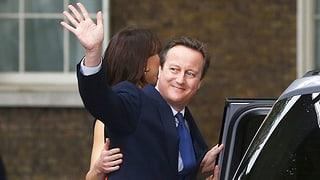Ex-Premier Cameron verlässt auch britisches Parlament