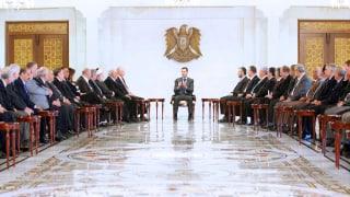 Syriens Präsident glaubt nicht an Friedensinitiative