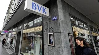 Kein Aderlass bei BVK