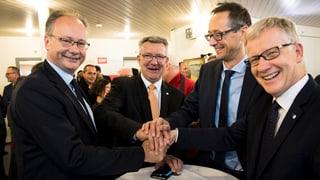 Bürgerliche zementieren Mehrheit im Freiburger Staatsrat