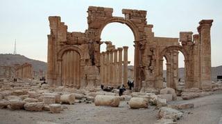 IS tötet Palmyras Chef-Archäologen