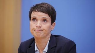«Petrys Alleingang setzt die CDU von rechts unter Druck»
