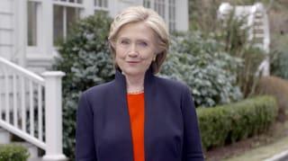Hillary Clinton will US-Präsidentin werden