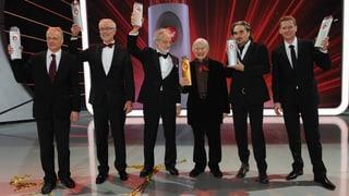 «SwissAward»: Die Gewinner im Überblick