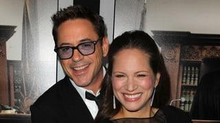 Robert Downey Jr. zum dritten Mal Vater