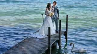 CVP zieht wegen Heiratsstrafe vor Bundesgericht
