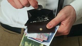 Die Löhne stiegen 2012 – aber nur minim