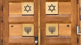 Zürcher Juden erhalten Hilfe für den Schutz von Synagogen